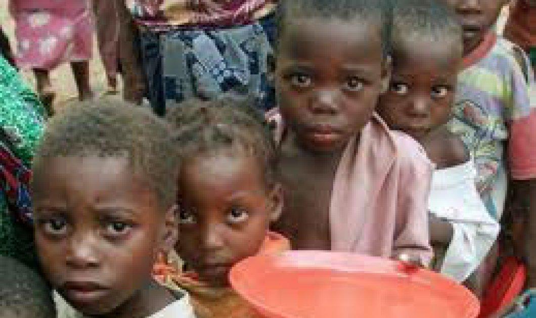 Υψηλό παραμένει το ποσοστό των παιδιών που υποσιτίζονται - Κυρίως Φωτογραφία - Gallery - Video