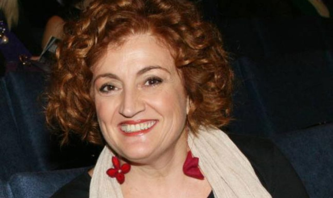 Η αγαπημένη Ηρώ Μανέ είναι η νέα πρόεδρος του Σωματείου Ελλήνων Ηθοποιών - Κυρίως Φωτογραφία - Gallery - Video