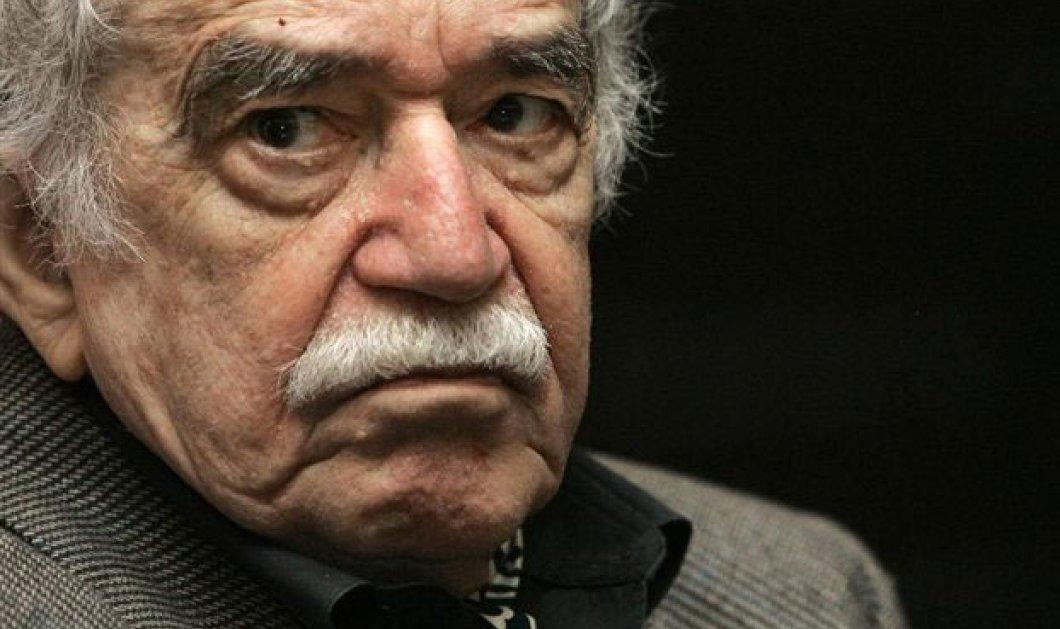 Ο Μαρκές δεν θα θυμηθεί να τελειώσει την αυτοβιογραφία του... - Κυρίως Φωτογραφία - Gallery - Video