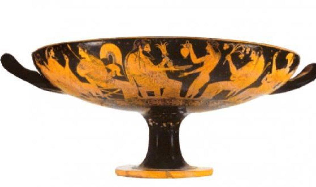 Το μελανό υάλωμα των αρχαίων αγγείων βοηθάει τη ΝΑΣΑ - Κυρίως Φωτογραφία - Gallery - Video