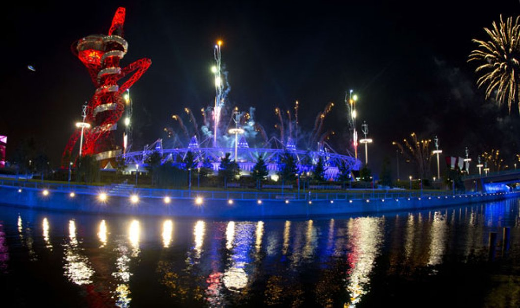 Στο Λονδίνο απόψε ο πλανήτης  για την Τελετή Έναρξης των Ολυμπιακών Αγώνων - Κυρίως Φωτογραφία - Gallery - Video
