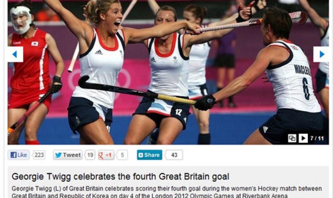 Δείτε τη χαρά της νίκης στα πρόσωπα των Ολυμπιονικών - Κυρίως Φωτογραφία - Gallery - Video