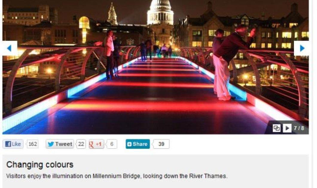 Φαντασμαγορικές φωτό! Λονδίνο Αύγουστος Ολυμπιακών Αγώνων 2012 - Κυρίως Φωτογραφία - Gallery - Video