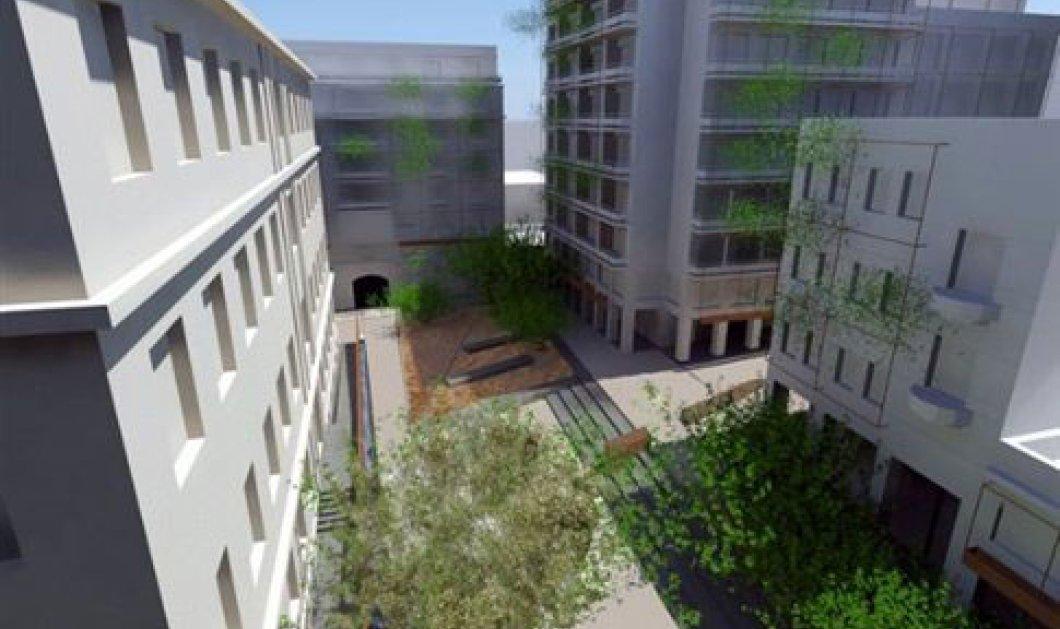 Σε «κρυμμένο κήπο» μεταμορφώνεται η πλατεία Θεάτρου - Κυρίως Φωτογραφία - Gallery - Video