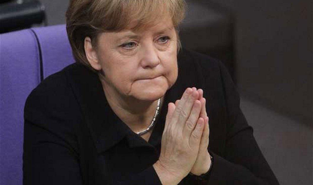 Έχει καρδιά η γυναίκα-σιδηρά Μέρκελ: ''Ματώνει η καρδιά μου για τους φτωχούς Έλληνες'' - Κυρίως Φωτογραφία - Gallery - Video