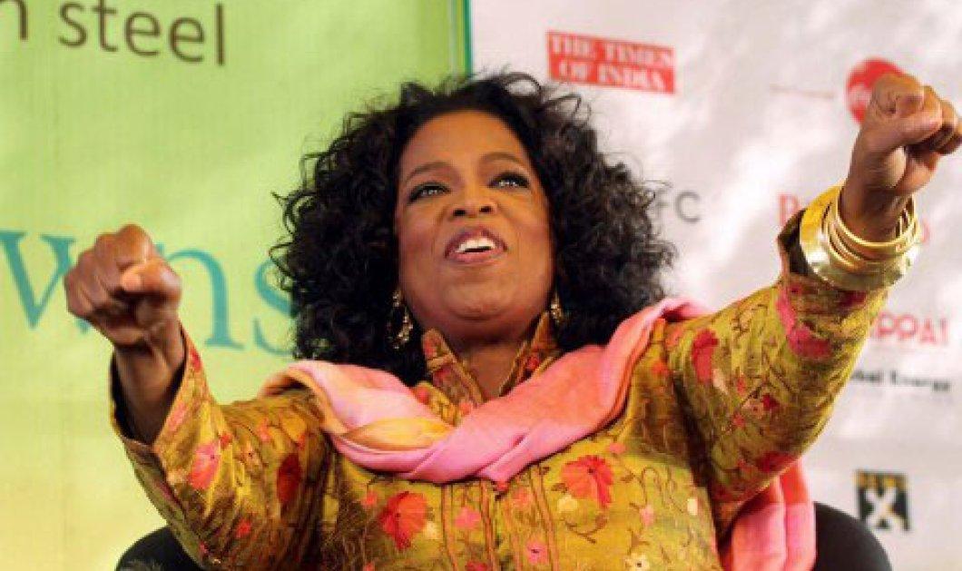 H Oprah Winfrey πιο ακριβοπληρωμένη σταρ του κόσμου! - Κυρίως Φωτογραφία - Gallery - Video
