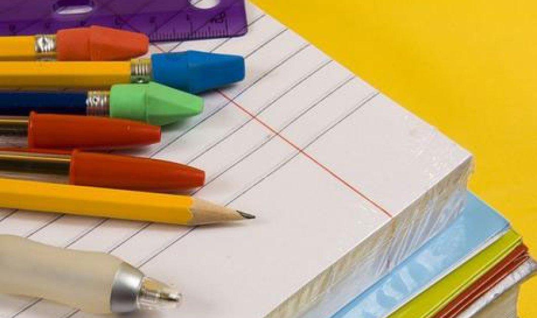 Σχολικά είδη; Τι να προσέξετε στην αγορά τους - Κυρίως Φωτογραφία - Gallery - Video