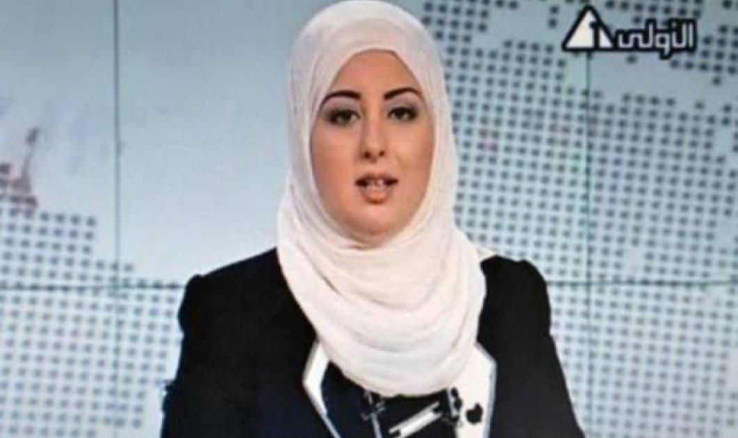 Η μαντήλα επέστρεψε στην τηλεόραση της Αιγύπτου - Κυρίως Φωτογραφία - Gallery - Video