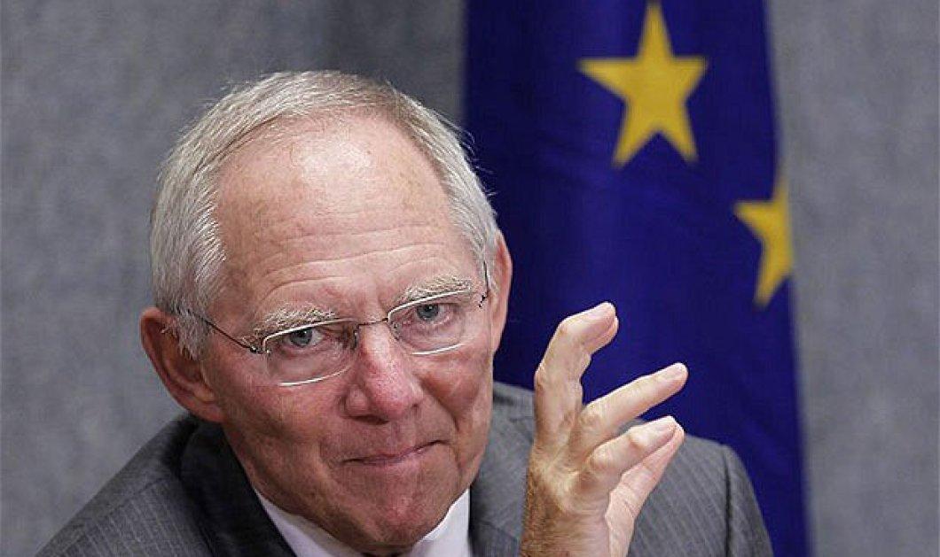 Επιτέλους! Ο Σόιμπλε δηλώνει: ''Η Ελλάδα δε θα βγει από την Ευρωζώνη'' - Κυρίως Φωτογραφία - Gallery - Video