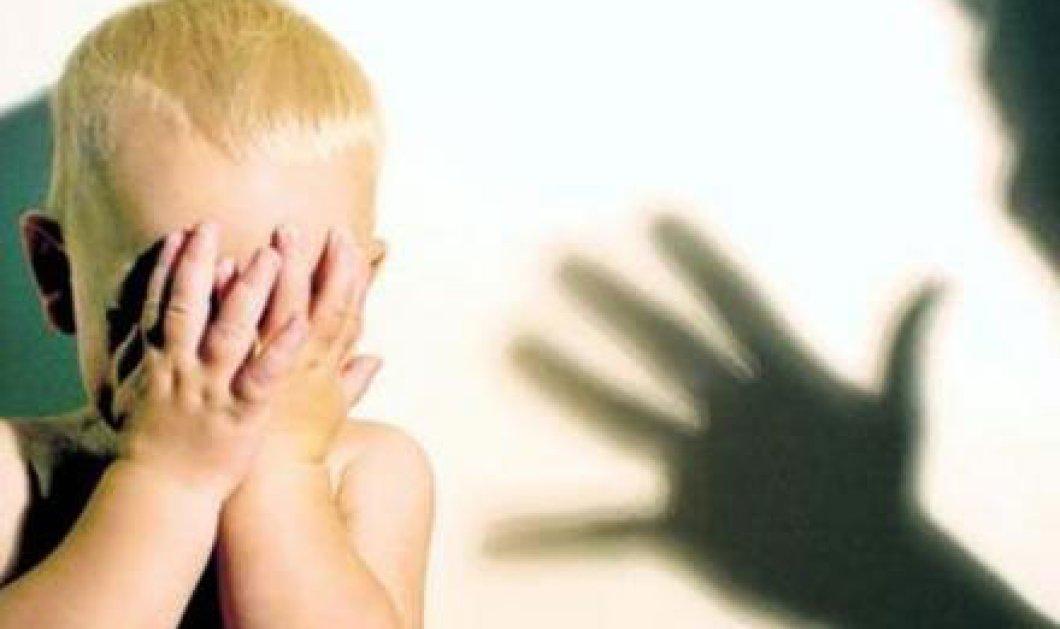 Ακόμη και σήμερα; Θύμα σωματικής βίας ένα στα δύο παιδιά - Κυρίως Φωτογραφία - Gallery - Video