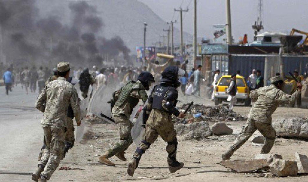 Γυναίκα καμικάζι σκόρπισε τον θάνατο στην Καμπούλ σε απάντηση στο φιλμ για τον Μωάμεθ - Κυρίως Φωτογραφία - Gallery - Video