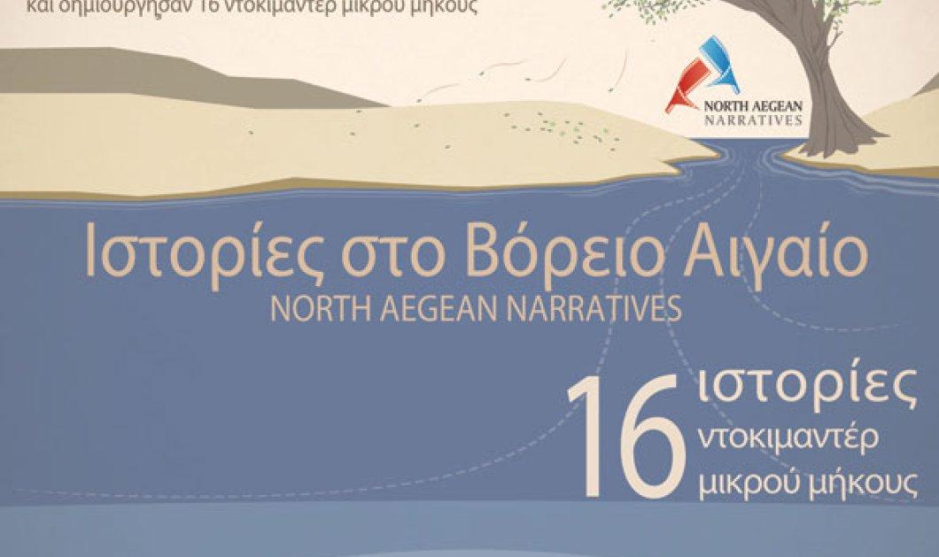 Good News με λίγη σκέψη... Τούρκοι & Έλληνες δημιούργησαν 16 ντοκιμαντέρ για τις δυό πλευρές του Βόρειου Αιγαίου - Κυρίως Φωτογραφία - Gallery - Video