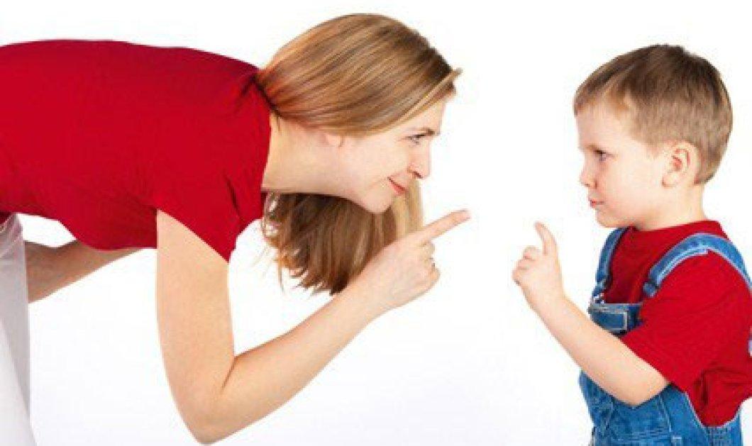 Γιατρέ μου πως να λέω ΟΧΙ όταν πρέπει στο παιδί μου και όχι συνέχεια ΝΑΙ  - Κυρίως Φωτογραφία - Gallery - Video