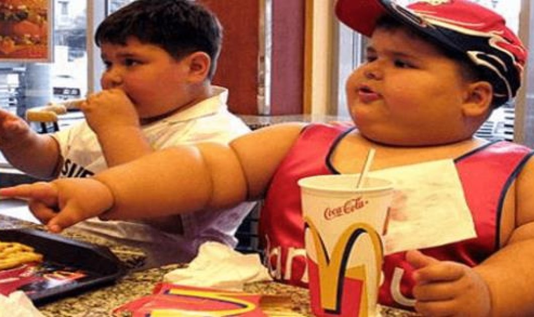 H fast food διατροφή οδηγεί σε low iq τα παιδιά μας - Κυρίως Φωτογραφία - Gallery - Video