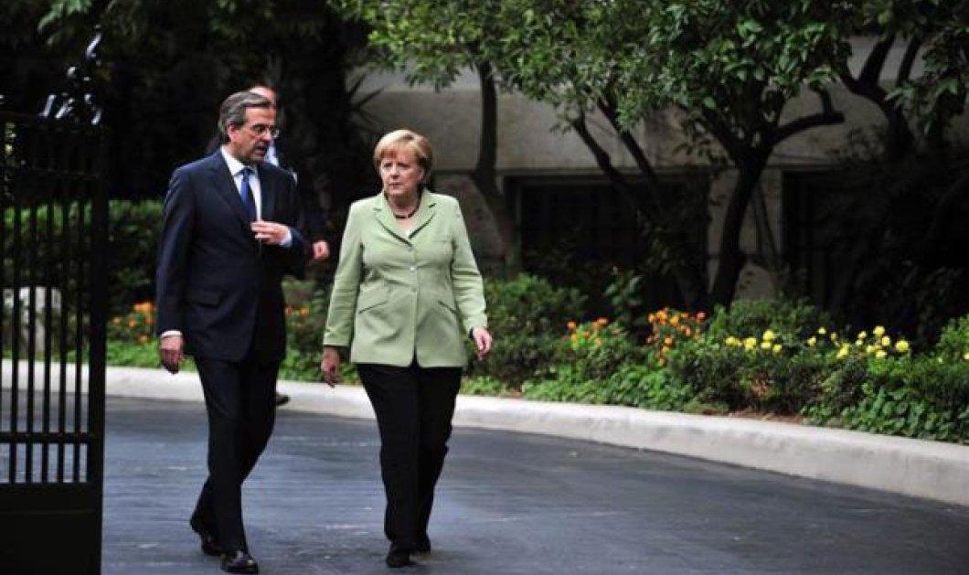 Ποιοι Έλληνες επιχειρηματίες ''τα είπαν'' με την Άνγκελα Μέρκελ και ποια ήταν τα προβλήματά τους; - Κυρίως Φωτογραφία - Gallery - Video