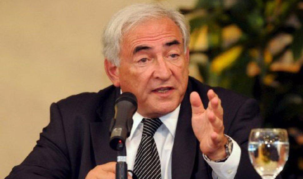 Ο Ντομινίκ Στρος Καν για ένα είναι σίγουρος: H Ελλάδα πρέπει να μείνει στο ευρώ με καθε θυσία - Κυρίως Φωτογραφία - Gallery - Video