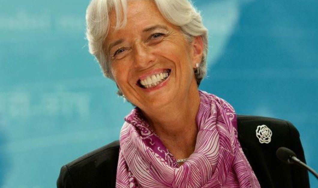 Κριστίν Λαγκάρντ : η εκπληκτικής κομψότητας γκαρνταρόμπα της σιδηράς κυρίας του ΔΝΤ - Κυρίως Φωτογραφία - Gallery - Video