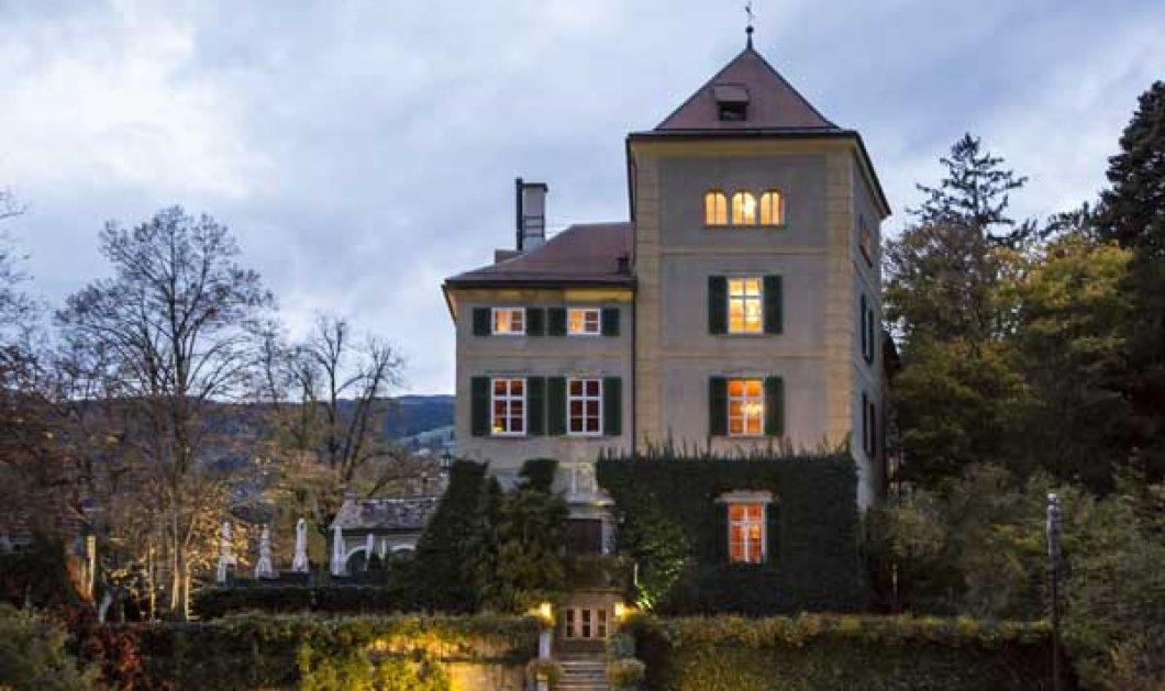 Ιδού το καλύτερο κάστρο-restaurant στην Υφήλιο: Το ελβετικό Schloss Schauenstein έχει 3 αστέρια Michelin & την πιο πλήρη γκάμα κρασιών! (φωτό) - Κυρίως Φωτογραφία - Gallery - Video