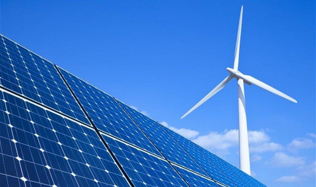 Good News: Κοντά στους ευρωπαϊκούς στόχους ανανεώσιμων πηγών ενέργειας η Ελλάδα - Κυρίως Φωτογραφία - Gallery - Video