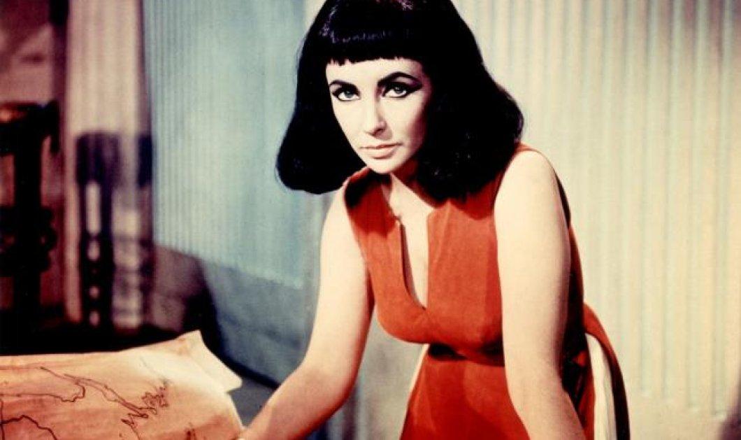 Το άλμπουμ αφιέρωμα στα 50 χρόνια της ''Κλεοπάτρας'' της ιστορικής ταινίας με Ελίζαμπεθ Τέιλορ - Ρίτσαρντ Μπάρτον - Το διασημότερο ζεύγος του Χόλυγουντ!  - Κυρίως Φωτογραφία - Gallery - Video