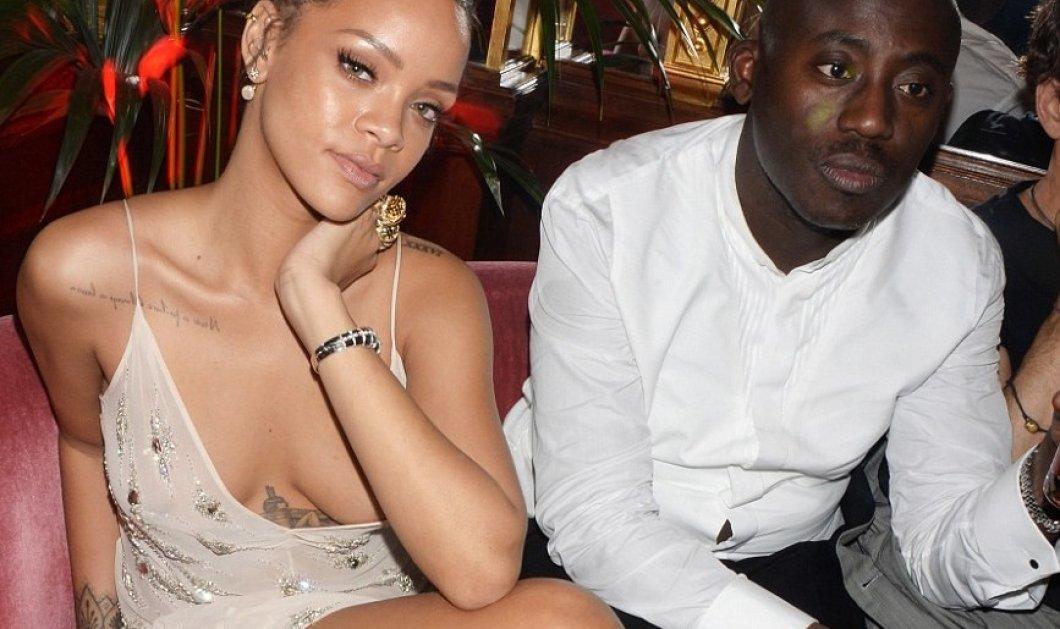 Φέσι έγιναν Rihanna & Kate Moss - Tα πέταξαν όλα και έριξαν καυτά φιλιά σε ξέφρενο πάρτι για τη μόδα! (Φωτό) - Κυρίως Φωτογραφία - Gallery - Video
