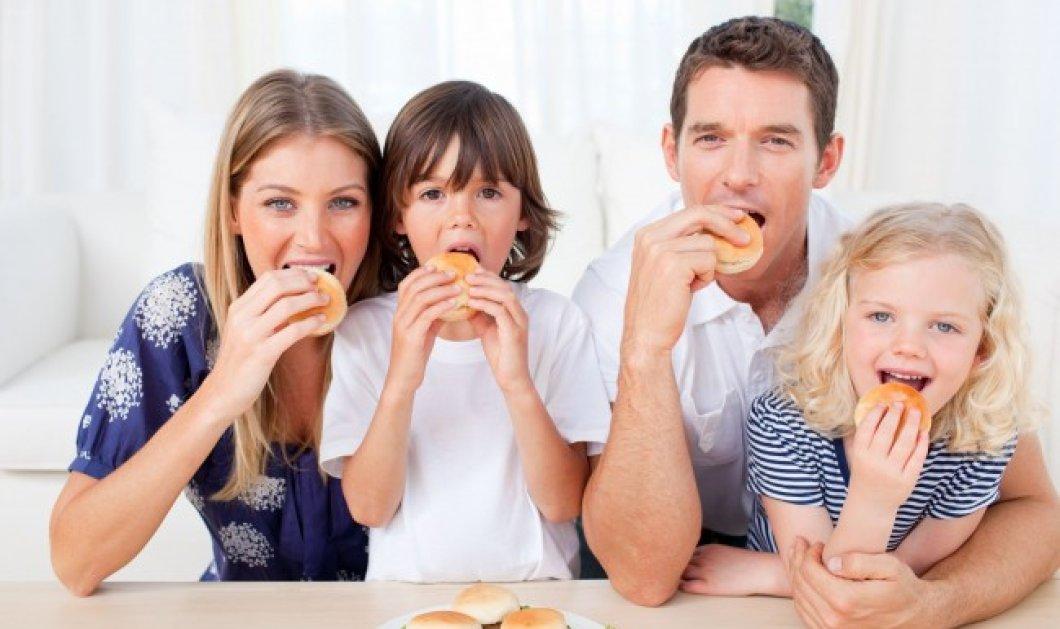 Πώς αξιολογείτε τις διατροφικές συνήθειες της οικογένειάς σας; Κάντε το κουίζ και μάθετε πόσο... μέσα πέφτετε! - Κυρίως Φωτογραφία - Gallery - Video