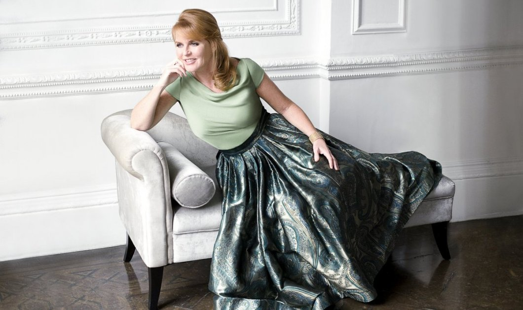 23 oλόκληρα κιλά έχασε η Sarah Ferguson, η κοκκινομάλα τέως του Πρίγκηπα Andrew  & μας δείχνει τη νέα της σιλουέτα! - Κυρίως Φωτογραφία - Gallery - Video