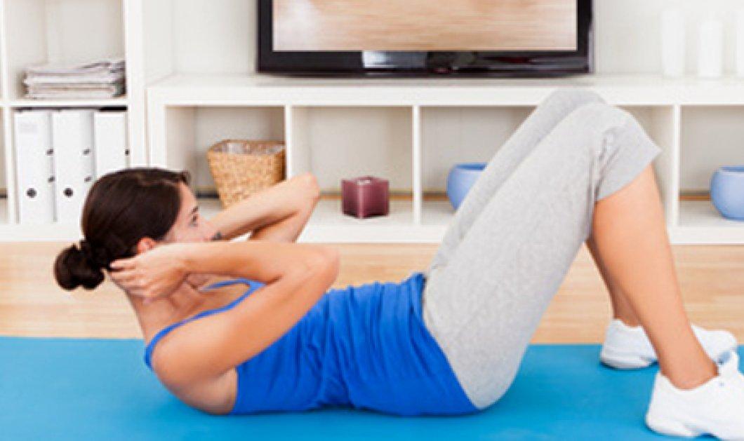 Αυτοί είναι οι πιο απλοί τρόποι για να γυμναστείτε στο σπίτι σας! Δεν θέλει κόπο, αλλά τρόπο! - Κυρίως Φωτογραφία - Gallery - Video