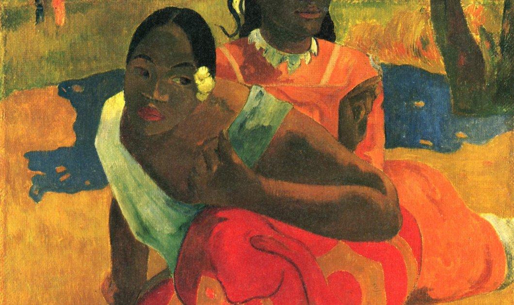 Ρεκόρ πώλησης 300 εκ. δολάρια για ένα έργο του Gauguin - Ο πίνακας αγοράστηκε από συλλέκτη στο Κατάρ! - Κυρίως Φωτογραφία - Gallery - Video