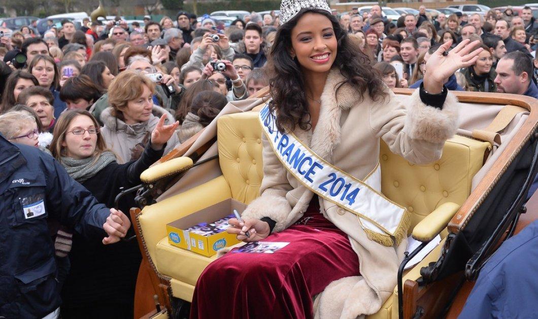 Flora Coquerel - Η Miss France 2014 παραδίδει απόψε το στέμμα της - 66 φωτογραφίες της εξωτικής καλλονής με Γάλλο πατέρα και μητέρα Αφρικανή! - Κυρίως Φωτογραφία - Gallery - Video