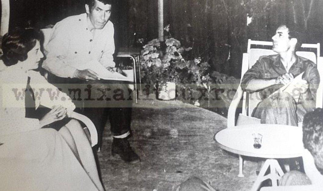 Vintage Story: Όταν η Αλεξάνδρα Στεφανόπουλου συνάντησε τον Καντάφι το 1972 μέσα στην έρημο - Κυρίως Φωτογραφία - Gallery - Video