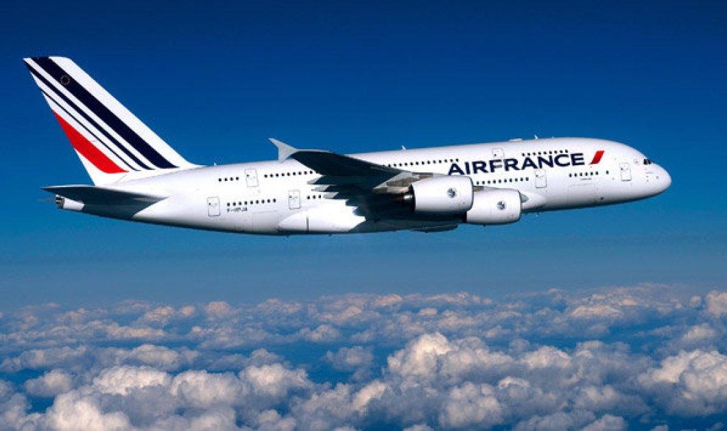 Air France: Ασφαλές το αεροσκάφος της εταιρίας που τελούσε υπό απειλή - Προσγειώθηκε στη Νέα Υόρκη - Κυρίως Φωτογραφία - Gallery - Video
