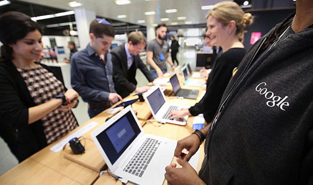 Google: Άνοιξε το πρώτο κατάστημα στην ιστορία της στο Λονδίνο & ήδη ξεπουλάει! - Κυρίως Φωτογραφία - Gallery - Video