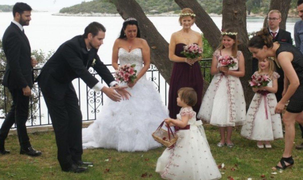 Μαγνησία: Παραμυθένιος γάμος 50χρονης με 27χρονο - Ο γαμπρός, η νύφη & η δεξίωση που προκάλεσε αίσθηση  - Κυρίως Φωτογραφία - Gallery - Video