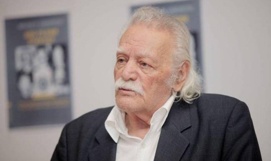 """Βόμβα Μανώλη Γλέζου: """"Ζητώ συγγνώμη από τον Ελληνικό λαό που συνήργησα στον συμβιβασμό"""" - Κυρίως Φωτογραφία - Gallery - Video"""