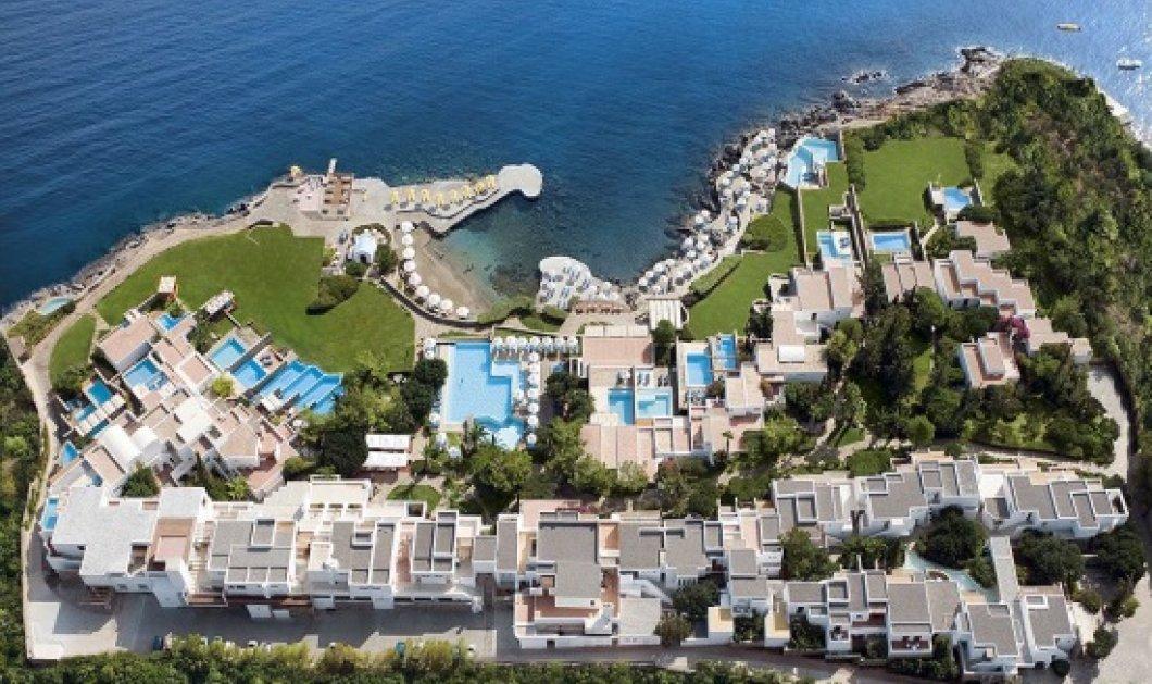 """Good News: """"Ύμνος"""" της Telegraph για το St. Nicolas Bay Resort - Το κατέταξε στα 10 καλύτερα ξενοδοχεία για οικογένειες στο κόσμο! - Κυρίως Φωτογραφία - Gallery - Video"""