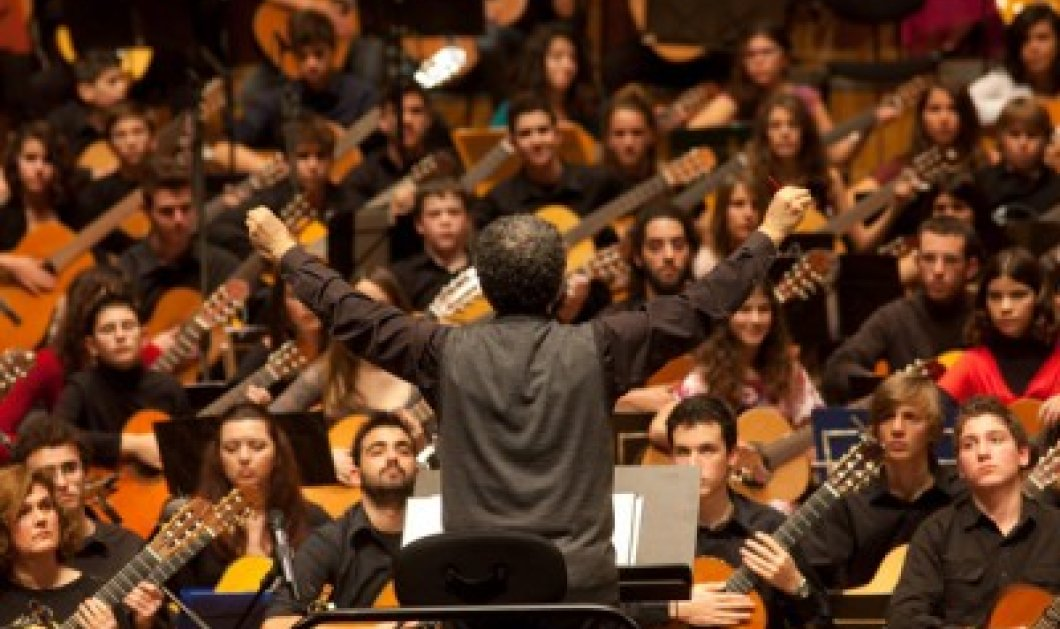 200 κιθαριστές παίζουν για τα 20 χρόνια της Μέριμνας στο Μέγαρο Μουσικής Αθηνών – Μην το χάσετε! - Κυρίως Φωτογραφία - Gallery - Video