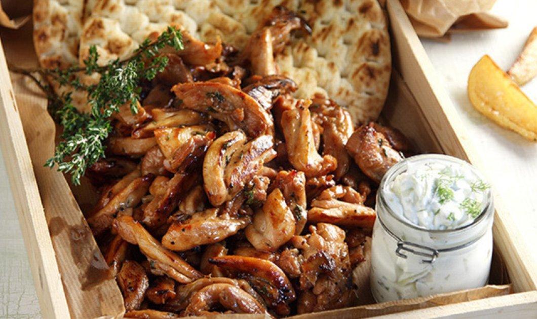 Homemade γύρος κοτόπουλο! Ο αγαπημένος μας Άκης, έχει τη συνταγή που θα σας φτιάξει τη μέρα & την όρεξη! - Κυρίως Φωτογραφία - Gallery - Video