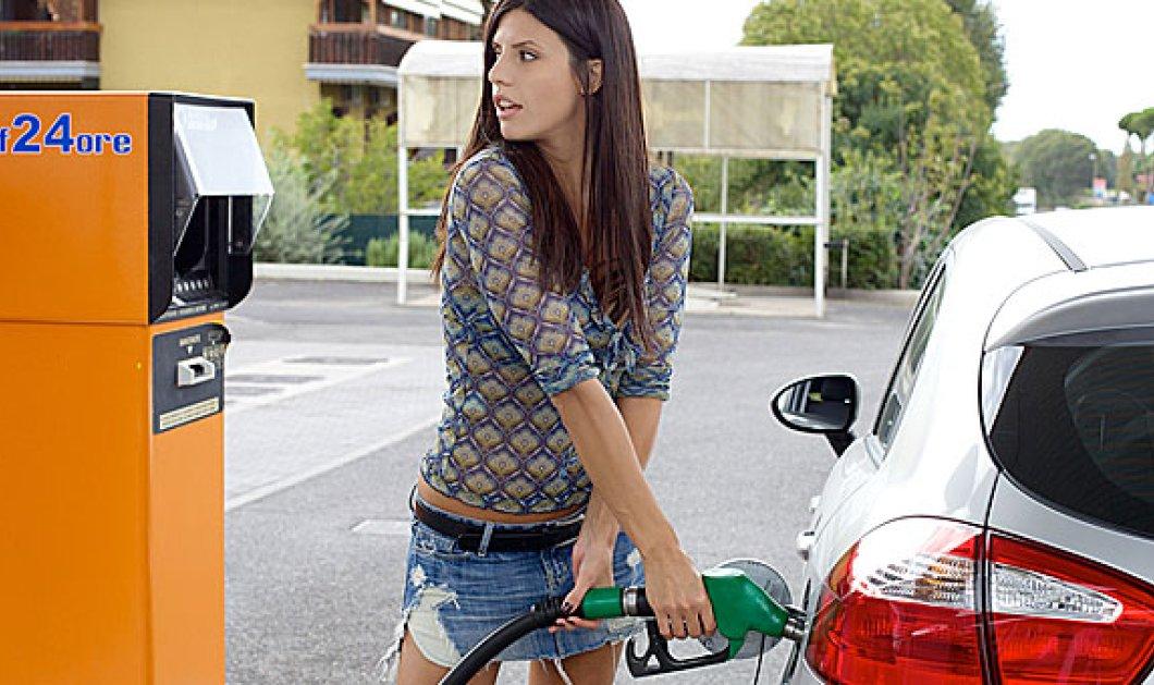 Βίντεο: Γυναίκα οδηγός τα χάνει σε βενζινάδικο και... - Το μάθημα θα γίνει πάθημα; - Κυρίως Φωτογραφία - Gallery - Video