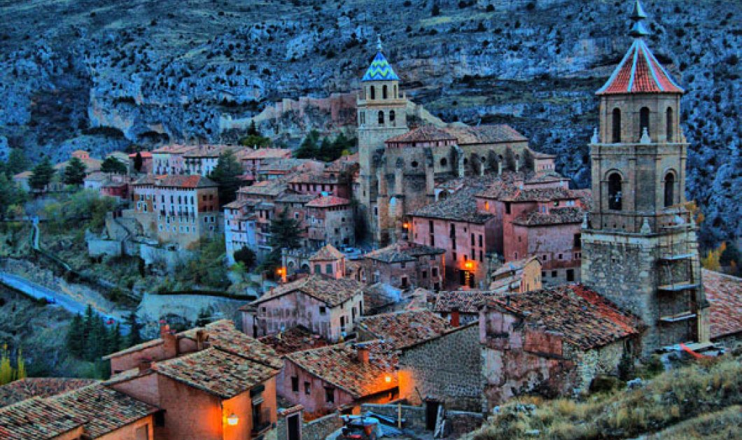 Albarracín: To χωριουδάκι της Ανδαλουσίας που σε ταξιδεύει στον Μεσαίωνα - Πανέμορφο, πέτρινο προκαλεί θαυμασμό! - Κυρίως Φωτογραφία - Gallery - Video
