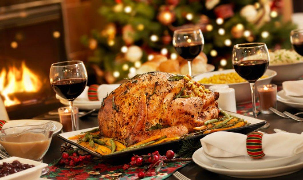 Τα διατροφικά DOs & DON'Ts στο γιορτινό σας τραπέζι! - Κυρίως Φωτογραφία - Gallery - Video
