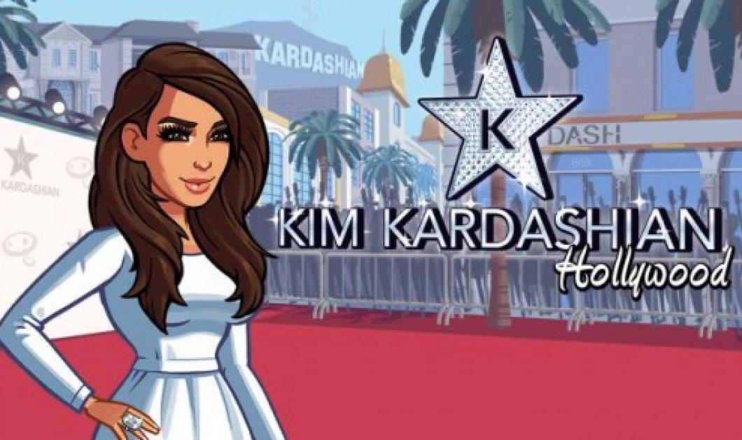 Πώς το δωρεάν mobile game «Kim Kardashian: Hollywood» με τη ζωή της περίφημης για τα οπίσθιά της, celebrity, έσωσε την Glu Mobile - Ρεκόρ downloading και αστρονομικά κέρδη! - Κυρίως Φωτογραφία - Gallery - Video