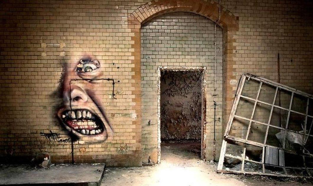 Μηχανή του Χρόνου: Το στοιχειωμένο σανατόριο που νοσηλεύτηκαν ο Χίτλερ και ο Χόνεκερ - H ιστορία ενός κτιρίου, που προκαλεί τρόμο - Οι διάσημοι ''ένοικοι'' και οι ταινίες που γυρίστηκαν εκεί! (φωτό) - Κυρίως Φωτογραφία - Gallery - Video