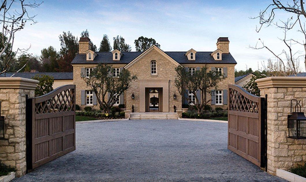 Τι κοινό έχει το σπίτι σας με την έπαυλη της οικογένειας Kardashian - West; Ρίξτε μια ματιά και... ζηλέψτε άφοβα! - Κυρίως Φωτογραφία - Gallery - Video