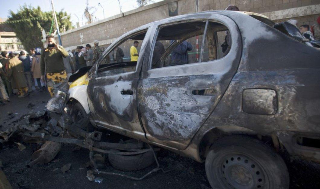 7 νεκροί & δεκάδες τραυματίες από έκρηξη παγιδευμένου αυτοκινήτου στην Υεμένη! - Κυρίως Φωτογραφία - Gallery - Video