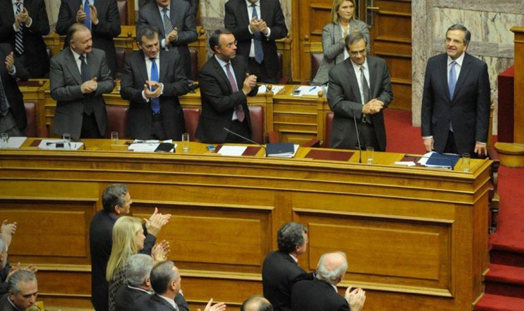 Υπερψηφίστηκε ο προϋπολογισμός με ψήφους 155 υπέρ και 134 κατά - Παρών ψήφισε ο ανεξάρτητος Γρ. Ψαριανός! - Κυρίως Φωτογραφία - Gallery - Video