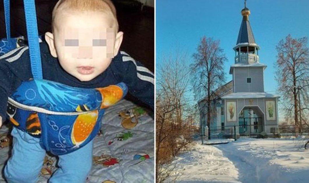 Τραγωδία στη Ρωσία: Βρέφος 18 μηνών πάγωσε από το κρύο ψάχνοντας τη μητέρα του! - Κυρίως Φωτογραφία - Gallery - Video