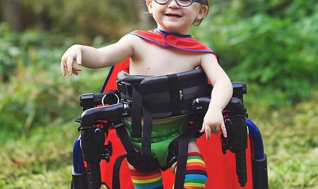 Παγκόσμια Ημέρα Ατόμων με Αναπηρία & τα παιδιά στέλνουν το δικό τους μήνυμα: ''Μπορώ να προσφέρω ό,τι κι εσύ, φτάνει να μου δοθεί η ευκαιρία'' - Κυρίως Φωτογραφία - Gallery - Video