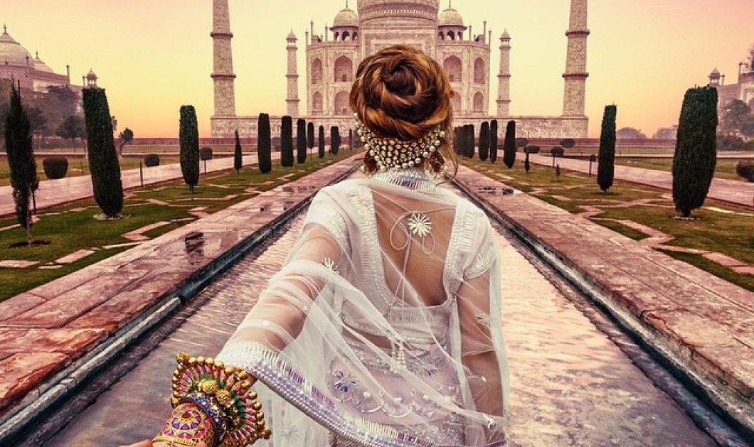 Όταν ο διάσημος Ρώσος φωτογράφος ακολούθησε την υπέροχη μνηστή του Natalia στην Ινδία & οι κάμερες πήραν φωτιά - Κυρίως Φωτογραφία - Gallery - Video