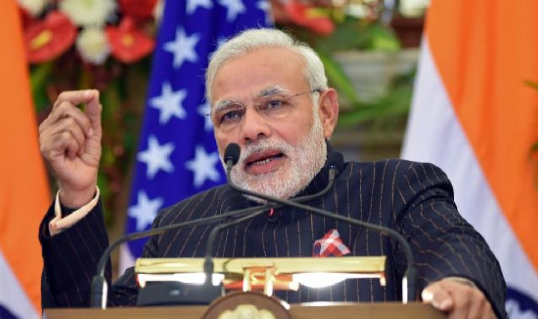 Eίναι ο Πρωθυπουργός της Ινδίας στη λίστα με τους 10 πιο καταζητούμενους εγκληματίες; Τι λέει η Google - Κυρίως Φωτογραφία - Gallery - Video